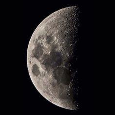 "On instagram by aaronrobinsonphotography #astrophotography #contratahotel (o) http://ift.tt/1NLUKFs""Third Quarter""  #moon #instamoon #nasa #epic_captures #ig_masterpiece #moonphases #space  #nightsky #aov #master_pics #master_shots #photomafia #canon_official #igmasters #astronomy #idahome #instalike #nature #big_shotz #getoutside #lookup #natgeospace #moonphotography #idahofallsphotographer"