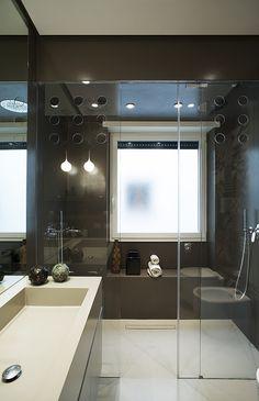Progetto di ristrutturazione di Casa Trastevere a Roma, appartamento di 190 mq. Progettazione architettonica e interior design dell' Architetto Arabella Rocca foto di Anna Galante
