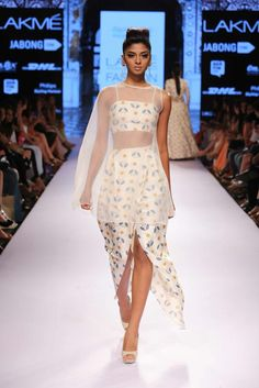 Payal Singhal Lakme Fashion Week 2015 Summer Resort