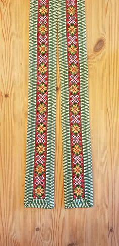 Bunad og Stakkastovo AS Beadwork, Hardanger, Pearl Embroidery