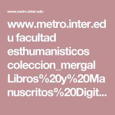 www.metro.inter.edu facultad esthumanisticos coleccion_mergal Libros%20y%20Manuscritos%20Digitalizados Arte%20Cristiano%20de%20la%20Predicacion Capitulo%202%20-%20Arte%20y%20Predicacion.pdf