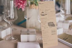 MENU-This bride's advice is go with your gut and don't worry about what everyone else thinks.