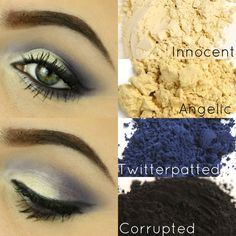 Check out this look, it uses the two newest #Younique Pigments, Angelic and Twitterpated! https://www.youniqueproducts.com/KatrinaPeshka