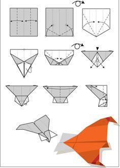 Как сделать самолетик из бумаги: 100 способов. Пошаговая 53