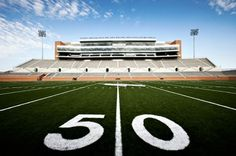 Apogee Stadium at the University of North Texas, #LEED Platinum, Denton, Texas by @HKSArchitects