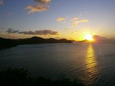 Sunset, Tortola