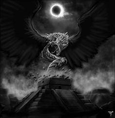 8a010d0e30 The White Alien Gods of Mesoamerica: Viracocha, Quetzalcoatl and Kukulkan