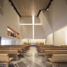 Galería de Iglesia en Pueblo Serena / Moneo Brock Studio - 4