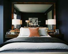 spiegel im schlafzimmer feng shui regeln