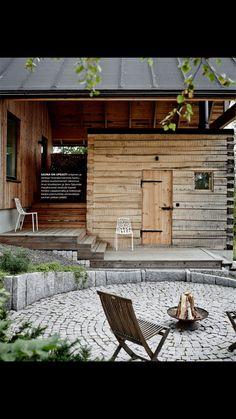Zen House, Garden Design, House Design, Cedar Homes, Garden Seating, Outdoor Living, Outdoor Decor, Outdoor Landscaping, The Ranch