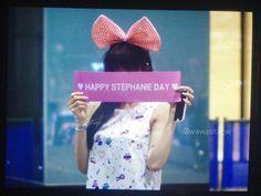 Tiffany birthday paty