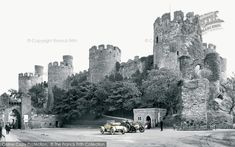 Photo of Castle Part of The Francis Frith Collection of historic photographs of Britain. Did you know you can browse the archive online today for free? Your nostalgic journey has begun. Republic Of Ireland, The Republic, Kingdom Of Great Britain, Northern Ireland, Beautiful Images, Vintage Cars, Wales, Countries, Mount Rushmore