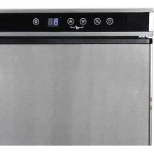 Blaze 5.5 Cu. Ft. Outdoor Stainless Steel Compact Refrigerator - Control Panel