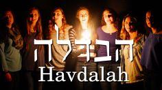 Havdallah - Separation (Weber Chorus) - sung in Hebrew, English translation