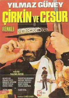 """ Çirkin Ve Cesur "" (1971) Yönetmen :Nazmi Özer Turkish Actors, Film Posters, Nostalgia, Drama, Cinema, Medical, Hollywood, Singer, Books"