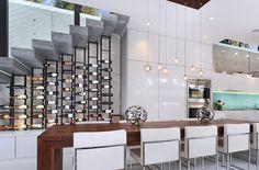#Kitchen #winestorage