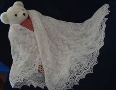 Ravelry: Condichick's Arianrhod Pattern: Arianrhod by Sue Lazenby  baby shawl knit lace circular