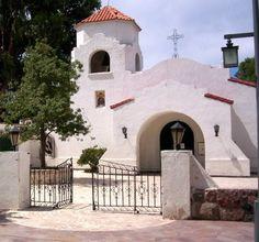 iglesia de Chacras de Coria* Mendoza-Argentina