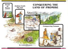 Search for Truth - Conquering the Land of Promise