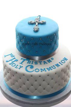 Carla's cake creations on Facebook