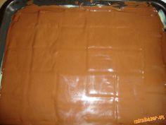 koláč z BEBE keksov.