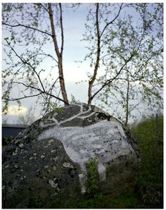 The Sami could be the descendants of aMesolithic peoples called the Komsa whos ruins have been excavated in northern Scandinavia.