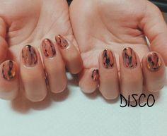 なんかエロい色・ 〻・〻・〻・〻・ #disco #disconail @disco_tokyo (DISCO nail)