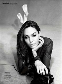 Angelina Jolie, Marie Claire - Google Search