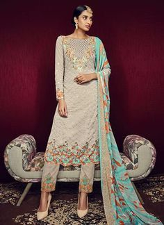 Every woman will love to buy our designer Salwar Kameez collection that offers a unique charm and beauty specially due to the fabric & Ladyindia.Com is an extensive latest collection of women ethnic store. We bring you the world's finest collection of Indian designer sarees, salwar kameez and wedding lehenga choli. Our priority is to provide more and more better service for online buyer's right from the comfort of their home with a click of a button.