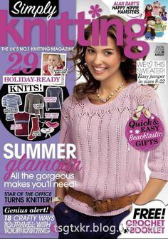 Simply Knitting №96 2012