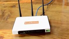 Kudoso router only allows internet access after chores