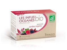 Thalgo Les Infus'Océanes Light Legs Tea