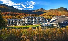 Stay at The Mountain Club on Loon in the Lincoln, NH. Dates into September.