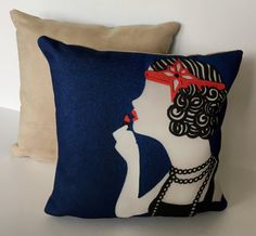 11X11 Art Deco Flapper Girl Illustrated cushion created from an original paper cut illustration. The professionally printed front face of cushion is made from heavyweight fabric with a canvas feel. Reverse is made from soft faux suede in fawn colour. Cover features a hidden zip to remove filler. Hand-made in UK  Size 11 X 11 other sizes available, please contact me for a quote.  This image is also available as a Print and on a super cute Pocket Mirror, have a peek at my shop for more…