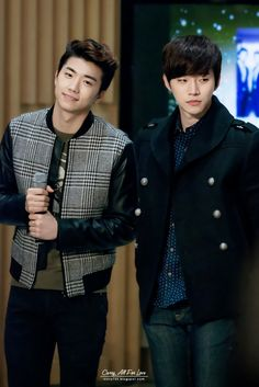 2PM Wooyoung Junho