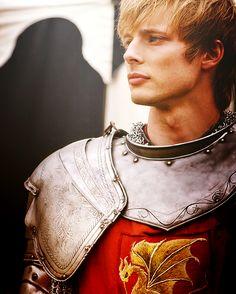 Merlin; Bradley James