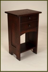 Charles Limbert, Stickley, Charles Rolhfs Reproduction Arts and Craft Furniture Arts And Crafts Furniture, Furniture Projects, Craftsman Style Furniture, Gustav Stickley, Mission Furniture, Nightstands, Art Reproductions, End Tables, Stool