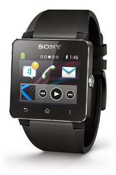 Sony Smart Watch 2 Best smartwatch for Android phones Pros Customizable vibration not. Smart Home Technology, Wearable Technology, Technology Gadgets, Sony Xperia Z Ultra, Sony Mobile Phones, Android Phones, Android Watch, Watch For Iphone, Smartwatch