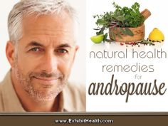 Natural Health Remedies for Andropause