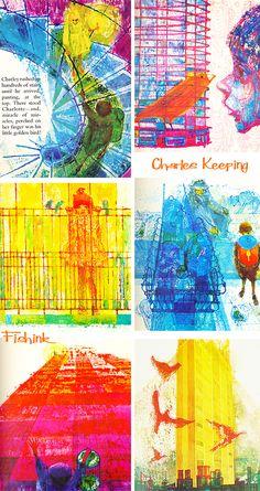 charles keeping prints - Google Search