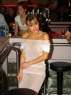 Naughty shared milf in great see through outfit