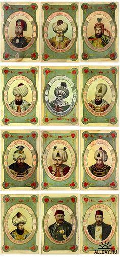 Sultani dell'Impero Ottomano