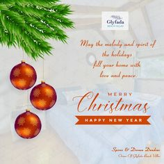 May your be decorated with cheer and filled with love. Have a wonderful Wishing you all of you ! Merry Happy, Beach Villa, Villas, Peace And Love, Cheer, Restaurants, Merry Christmas, Holiday, Merry Little Christmas