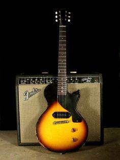 1958 Gibson Les Paul Jr.