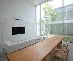 Cube Court House by Shinichi Ogawa & Associates ;-)