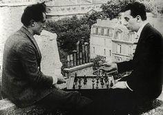 Semiotic apocalypse — Marcel Duchamp, Man Ray. Entr'acte. 1924 ...