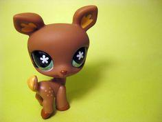 littlest pet shop deer