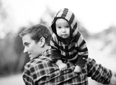 SO SWEET. dad + baby.