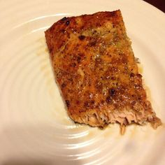 """Glazed Salmon! """"Very delicious and easy to make""""  @allthecooks #recipe #salmon #fish #seafood #dinner #easy"""