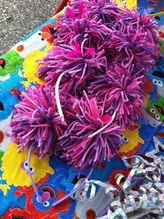 Abby Cadabby Headbands, I created